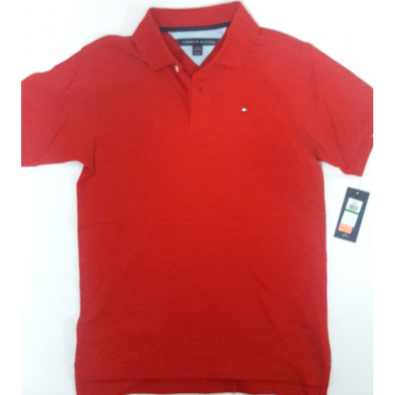 045d36e2d0f Camisa Tommy Hilfiger tipo polo