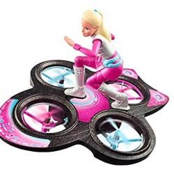 Drone Barbie Star Light Aventura Flying Radio Control