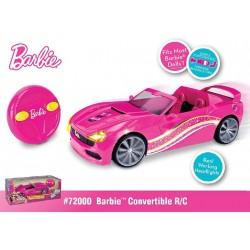 Carro Barbie Convertible Radio Control