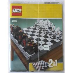 Lego ajedrez