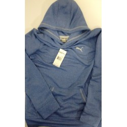 Buzo Puma deportivo azul