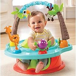 Juguete Sumner Infant silla tres etapas motivo isla safari