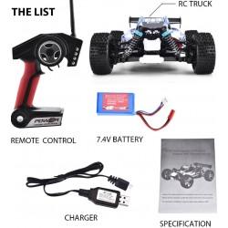 Juguete Tozo carro Buggy radio control 36 MPH alta velocidad