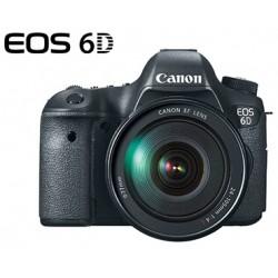 Camara Canon EOS 6D