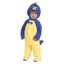 Disfraz Deluxede Pablo pingüino