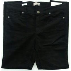Pantalon Loft pana azul