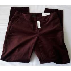 Pantalon Loft drill vinotinto