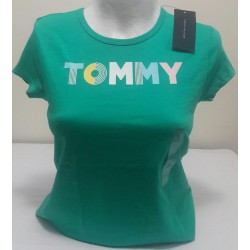 Camiseta Tommy verde