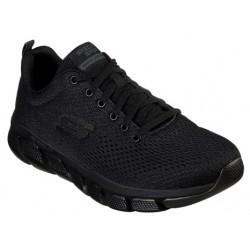 Tenis Skechers negro