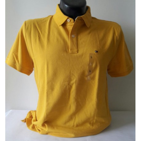Camiseta Tommy tipo polo