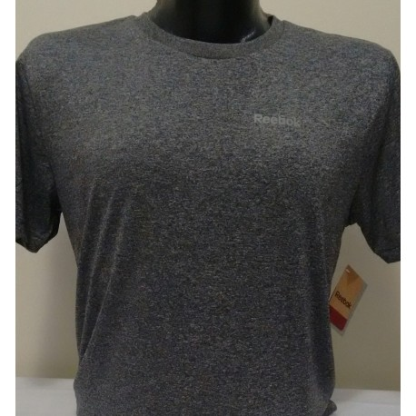 Camiseta Reebok gris oscura